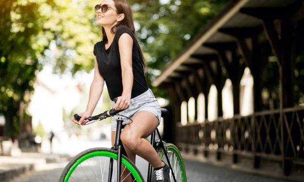 Jak schudnąć jeżdżąc na rowerze? 5 sprawdzonych sposobów.